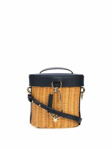 Zac Zac Posen Belay Canteen Wicker bag - Brown