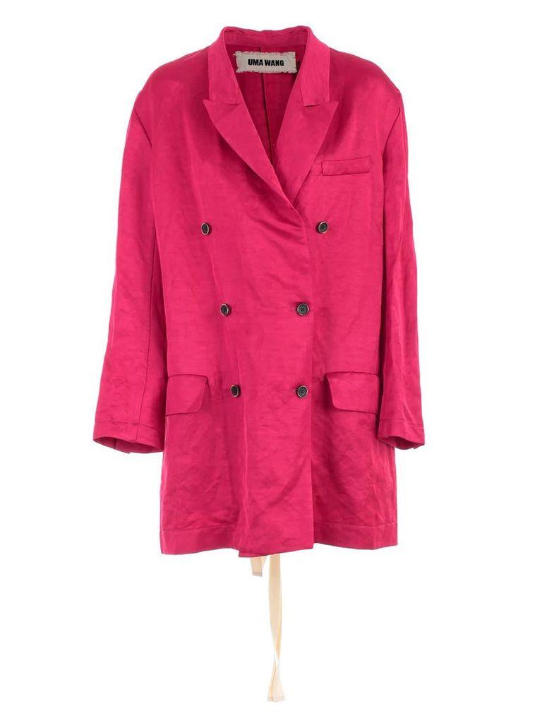 Uma Wang Oversized Classic Coat