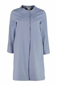 S Max Mara Here is The Cube Felix Cotton Shirtdress