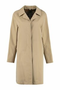Burberry Camden Gabardine Trench Coat