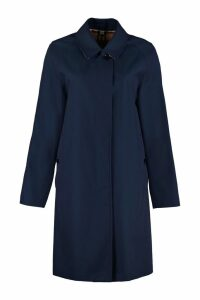Burberry The Camden Gabardine Car Coat