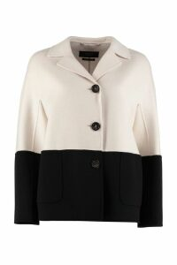 Weekend Max Mara Ardenne Wool Blend Jacket