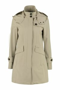 Woolrich Fayette Nylon Trench-coat