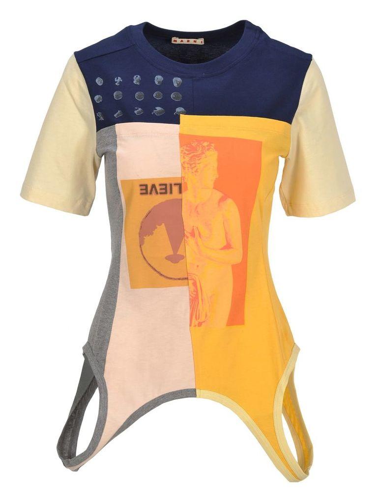Marni Multicolor Tshirt