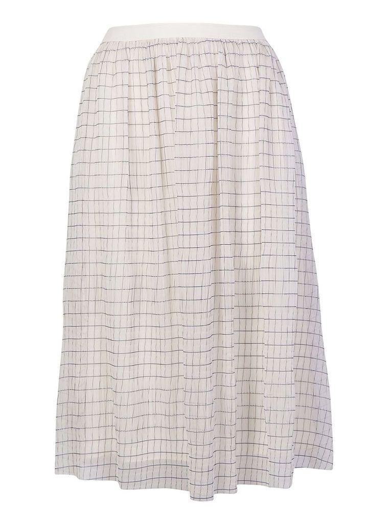 Calvin Klein Flared Skirt