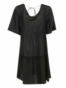 Parosh Flared Dress