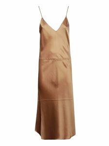 Mes Demoiselles Flared Slip Dress