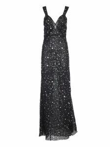 Attico Star Sequin Dress