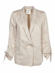Semicouture Double Breasted Blazer
