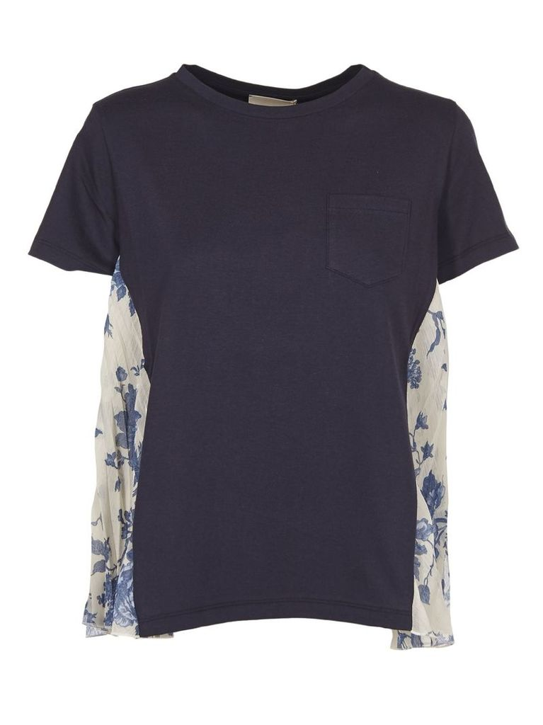 Semicouture Printed T-shirt