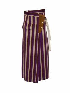 Golden Goose Wrap Around Skirt