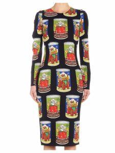 Dolce & Gabbana 'tomato' Dress