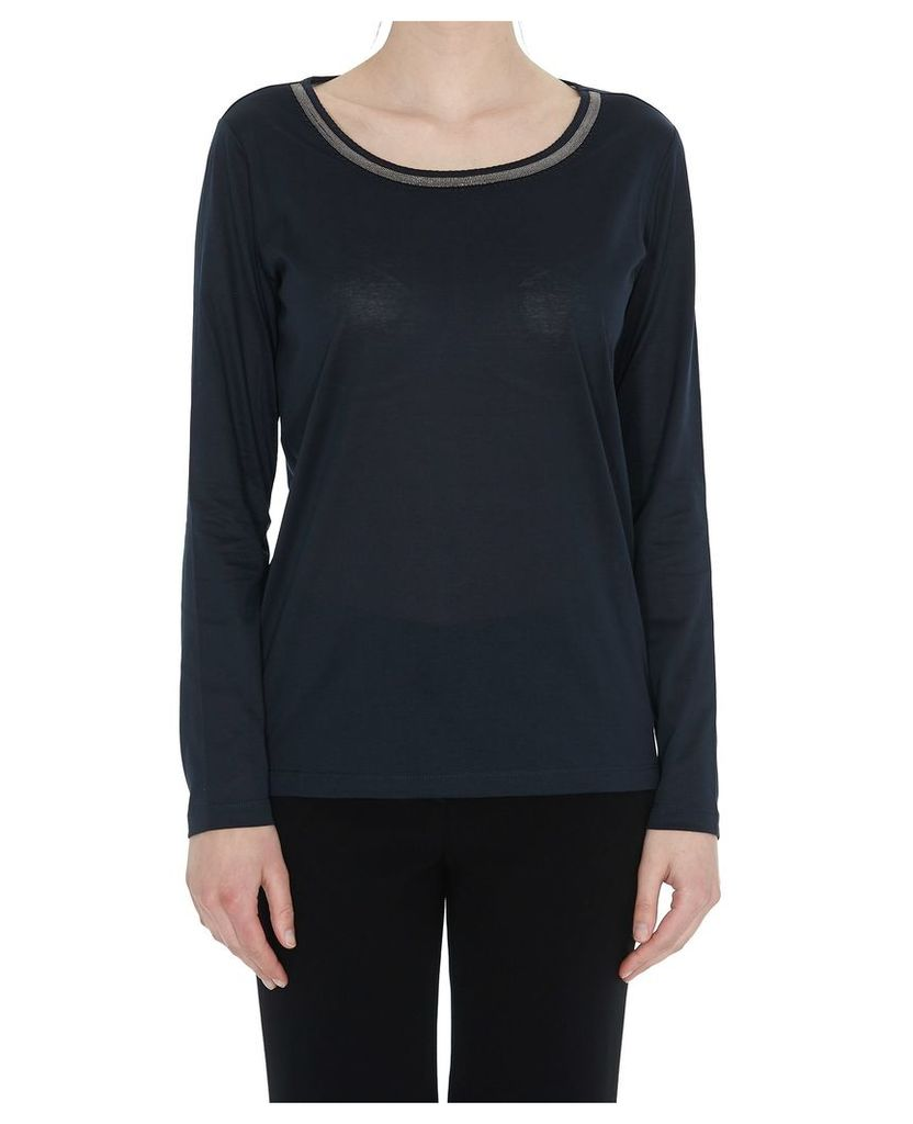 Fabiana Filippi Long Sleeves T-shirt