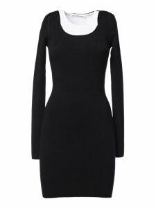 T by Alexander Wang Body-con Short Dress