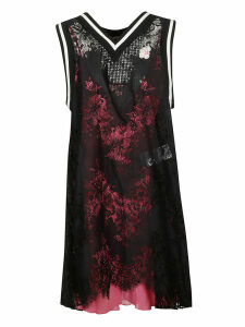 Marco de Vincenzo Floral Dress