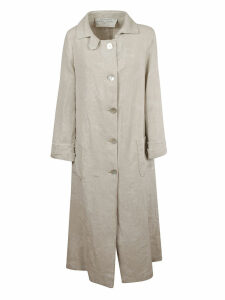 Forte Forte Long Buttoned Coat