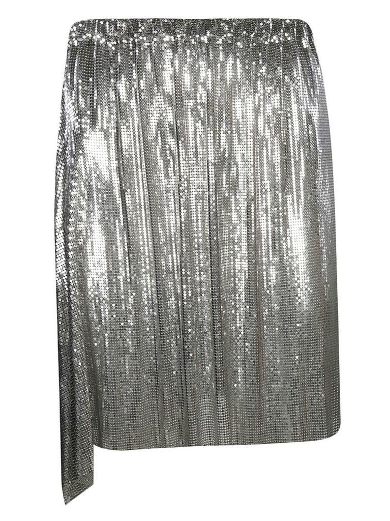 Paco Rabanne Sequin Skirt