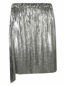 Paco Rabanne Sequin Skirt