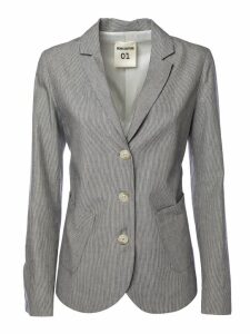 SEMICOUTURE Striped Blazer