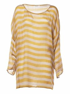 Mes Demoiselles Striped Blouse