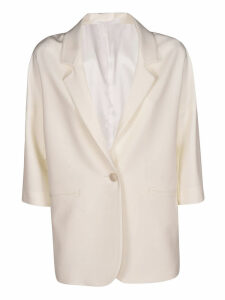 Tagliatore Single Breasted Buttoned Blazer
