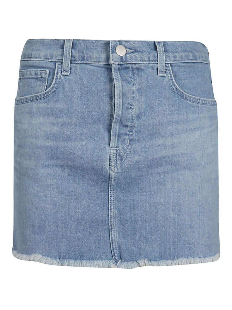 J Brand Bonny Denim Skirt