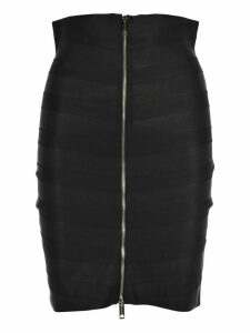 Burberry London Burberry Bandage Skirt