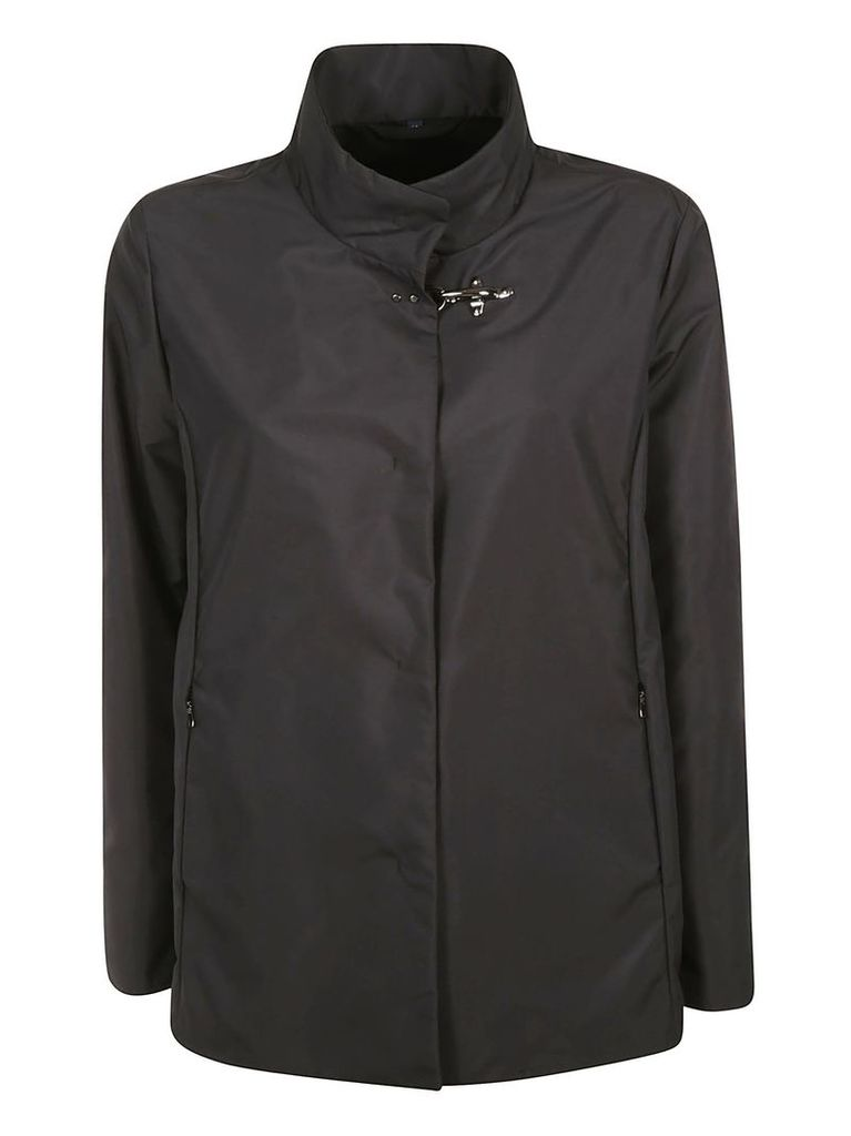 Fay Concealed Front Coat