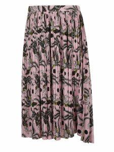 Kenzo Kenzo Printed Skirt