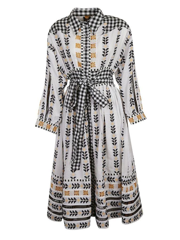 Dodo Bar Or Embroidered Summer Dress