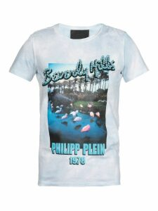 Philipp Plein T Shirt With Applications