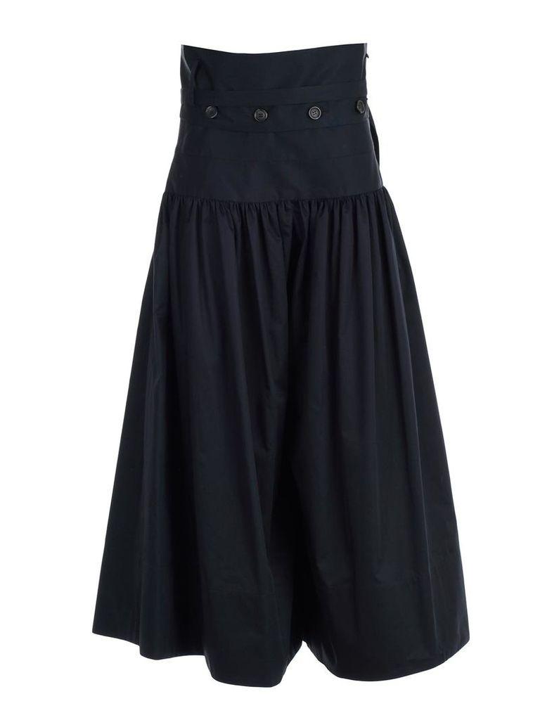 Eudon Choi High Rise Skirt
