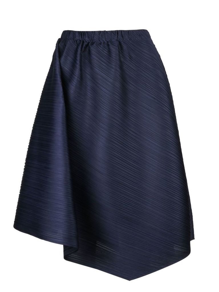 Pleats Please By Issey Miyake Pleated Midi Skirt