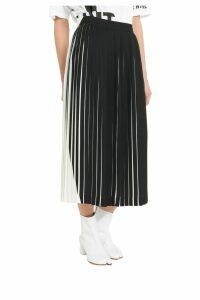 Maison Margiela Plissé Skirt