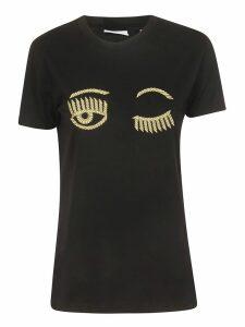 Chiara Ferragni Wink T-shirt
