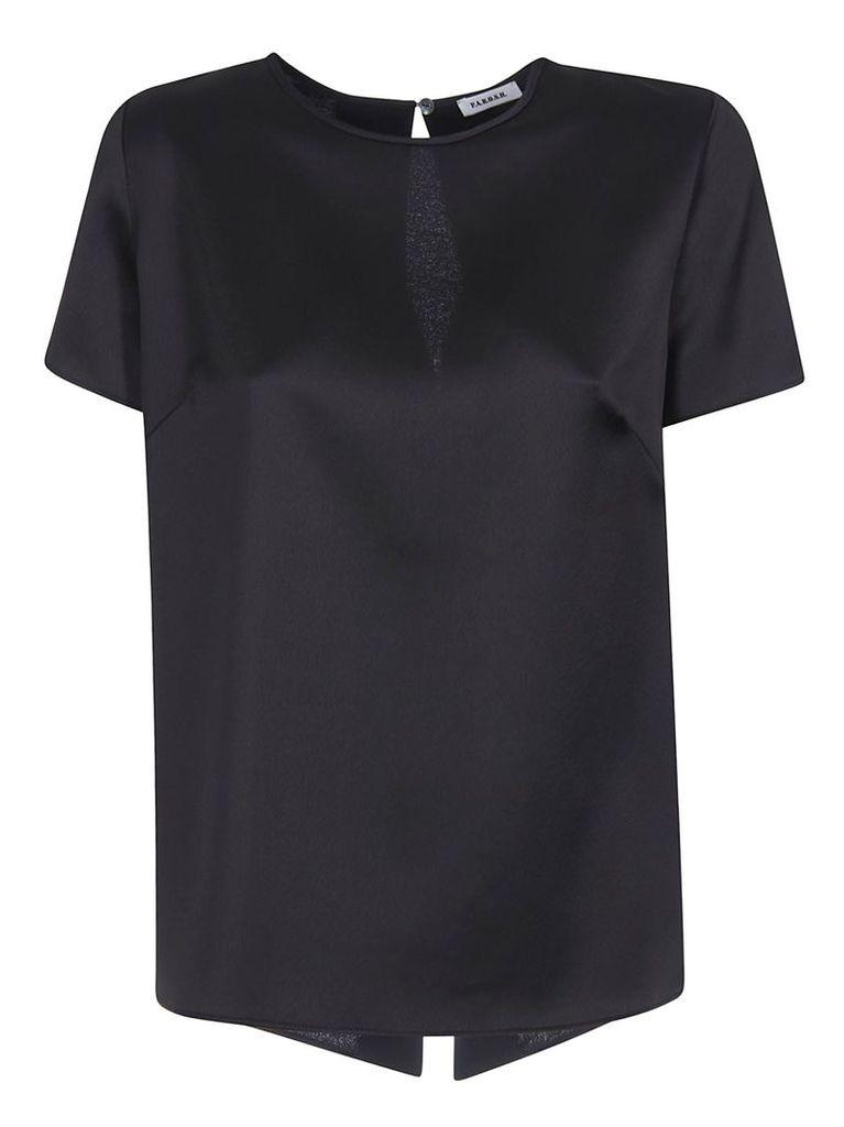 Parosh Short Sleeved Blouse