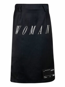 Off-White Mid-length Woman Skirt