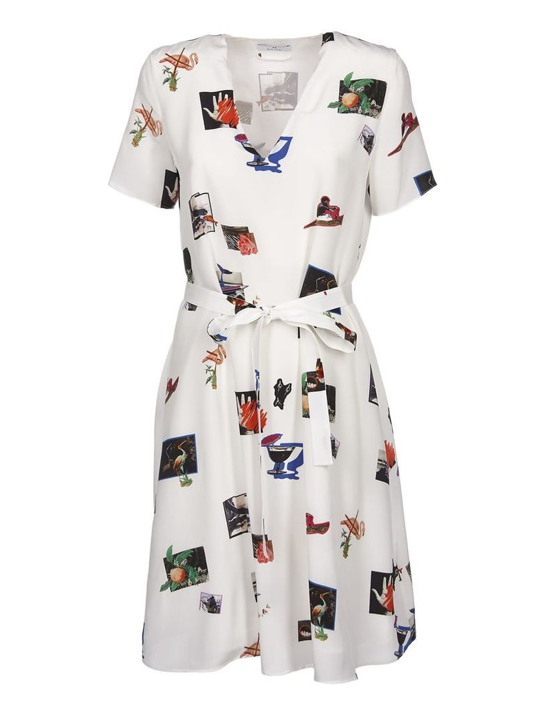 Paul Smith Graphic Print Dress