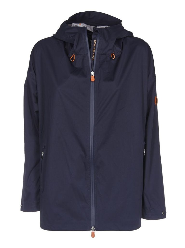 Save The Duck Zipped Raincoat