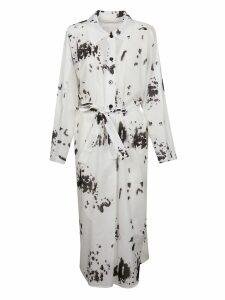 Lemaire Tie-dye Shirt Dress
