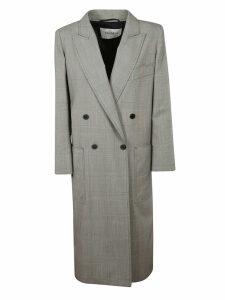 Max Mara Glen Check Coat