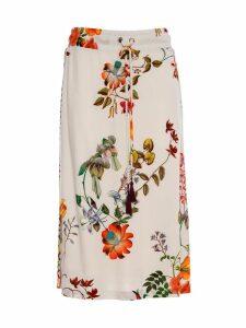 Etro Etro Floral Midi Skirt