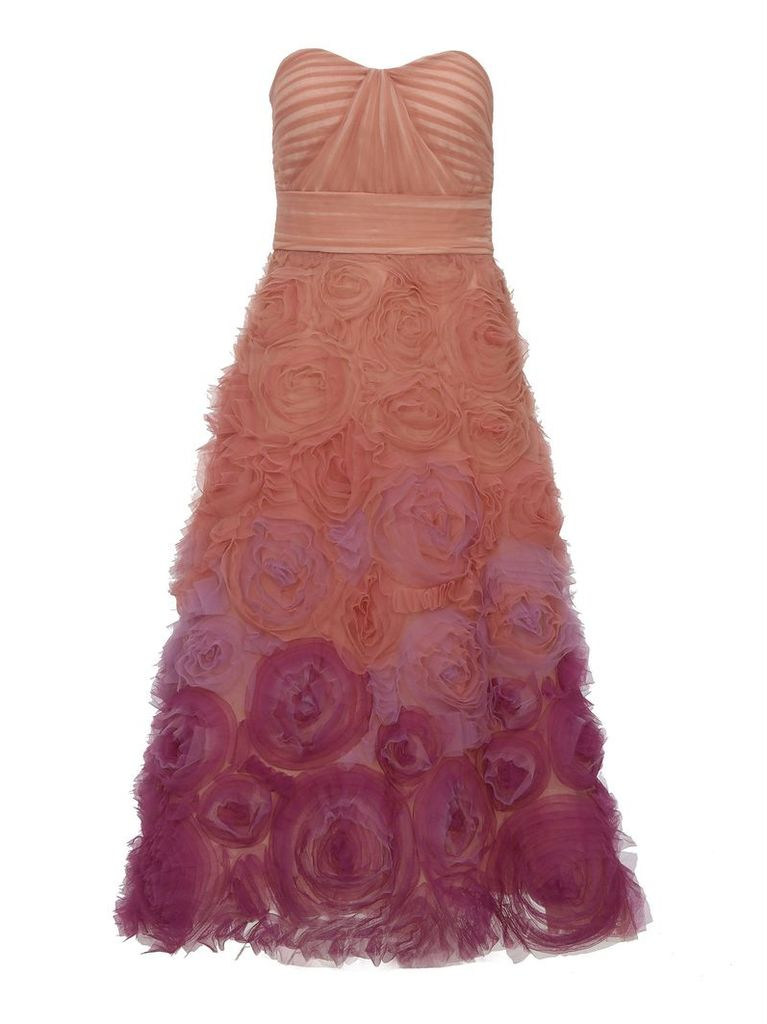 Marchesa Notte Dress