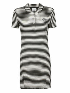 Lacoste L!VE Lacoste Live Fitted Stripe Dress