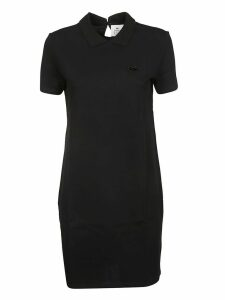 Lacoste L!VE Lacoste Live Fitted Shirt Dress