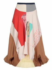 Marni Patchwork Skirt