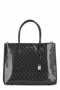Michael Kors Mercer Pvc Tote Bag