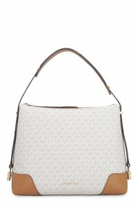 Michael Kors Crosby Leather Shoulder Bag