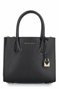 Michael Kors Mercer Pebbled Leather Bag