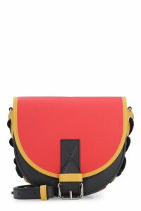 J.W. Anderson Bike Multicolor Leather Shoulder Bag